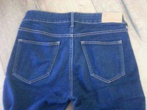 Skinny Jeans H&M Klassisch dunkelblau