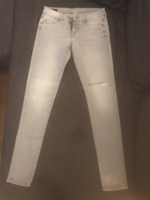 Pepe Jeans Skinny Jeans light grey