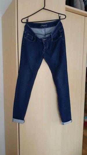 Skinny Jeans Hose, Gr.38/40