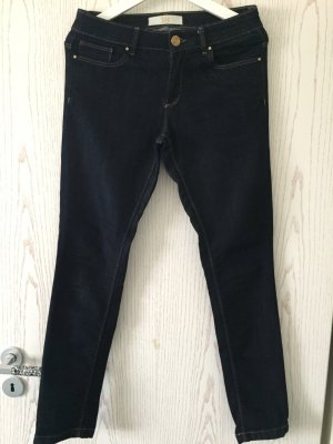 Skinny Jeans in dunkelblau