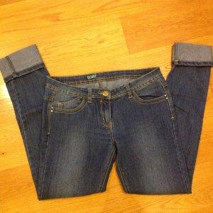 Skinny Jeans in Gr. 38 blau