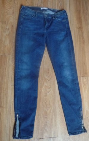 7 For All Mankind Pantalón azul