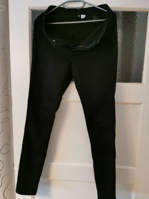 skinny Jeans  in schwarz Größe 38