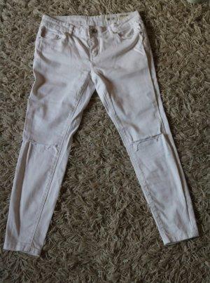 Skinny Jeans in weiß von Review