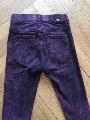 Dr. Denim Skinny jeans veelkleurig Katoen