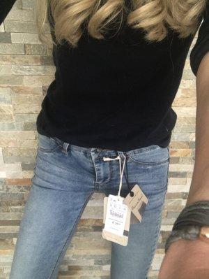 Skinny Jeans Jeggings von Pull & Bear in Gr. 32 xxs Neu