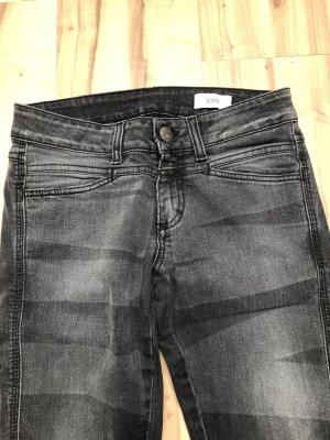 Skinny-Jeans mit Muster von Closed, Gr. 25/34