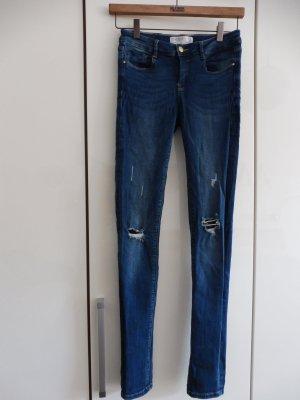 Zara Jeans blu