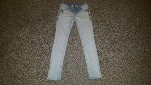 Skinny Jeans mit schöner Waschung