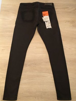 Boss Orange Skinny Jeans anthracite-taupe mixture fibre