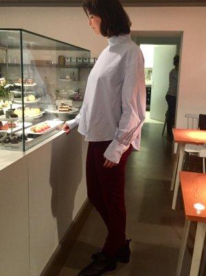 Skinny Jeans, Neuwertig,Burgund Color