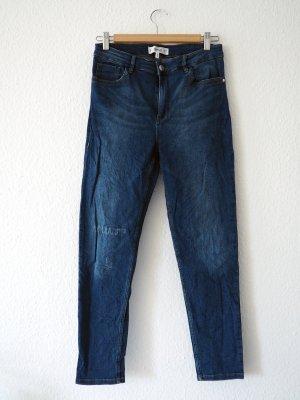Skinny Jeans NOA, Marineblau, Kollektion 2017, 38