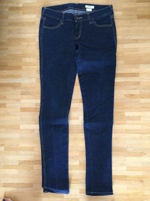 Skinny Jeans RAW &sqin 28 low waist slim leg