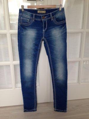 Skinny Jeans Röhrenhose Amisu