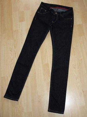 Cross Drainpipe Trousers multicolored mixture fibre