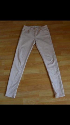 Skinny Jeans rosa von mango