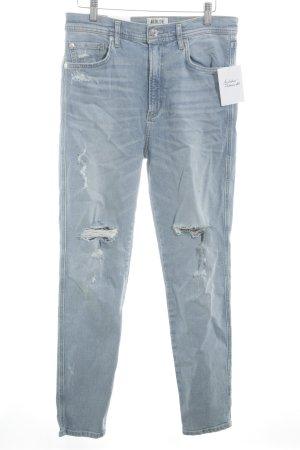 "Skinny Jeans ""Roxanne"" blau"