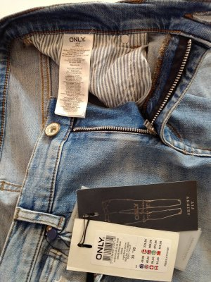 Only Jeans a 7/8 azzurro
