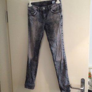 Skinny Jeans Tribute to Bambi Tom Tailor Denim
