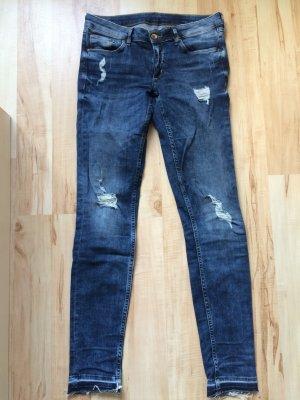 Skinny Jeans Used Look 30/32