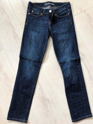 Aeropostale Jeans skinny bleu foncé