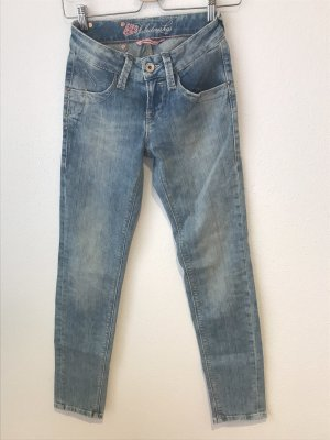 Skinny Jeans von Fornarina, hellblau, W25/L32