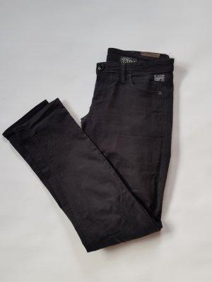 Skinny Jeans von G-Star in Schwarz