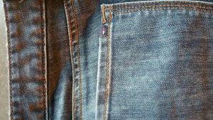 Tommy Hilfiger Jeans blu acciaio