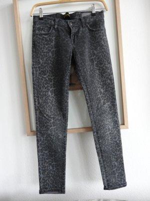 Skinny Jeans von LTB im Leoprint