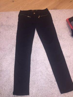 Michael Kors Pantalon cigarette noir