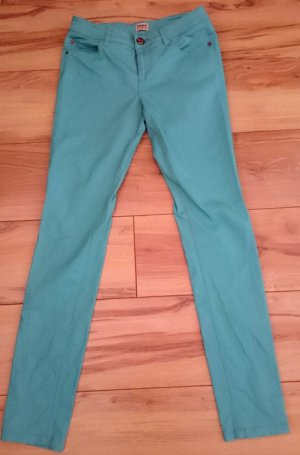 Only Skinny Jeans turquoise