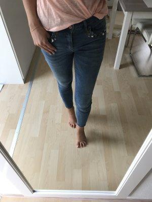 Skinny Jeans von Only / neu