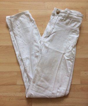 Tally Weijl Jeans skinny blanc
