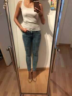 Skinny Jeans von Topshop