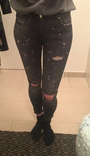 Skinny Jeans von Zara Woman Gr. 34