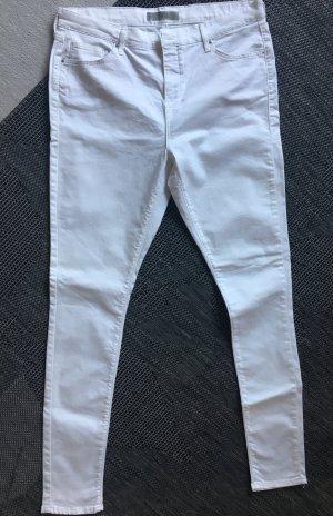 Skinny Jeans, weiß, Topshop!