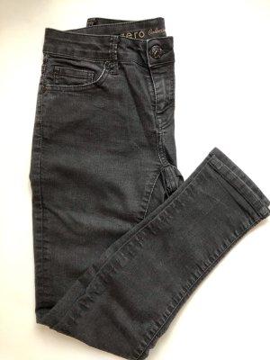Zero Slim jeans zwart