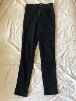 Asos Petite Skinny jeans donkerblauw