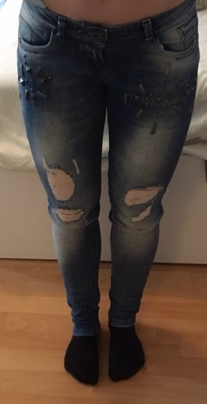 Skinny Jens bershka denim Collection