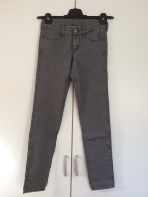 Skinny Low Jeans grau Größe 26/30