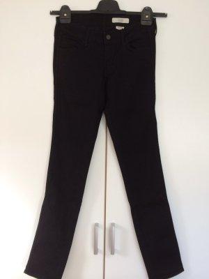 Skinny Low Jeans schwarz Größe 26/30