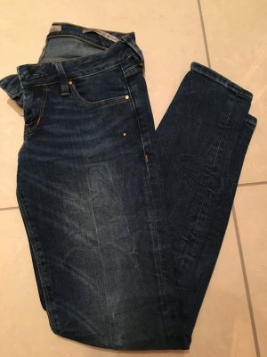Skinny low waist Jeans von Guess