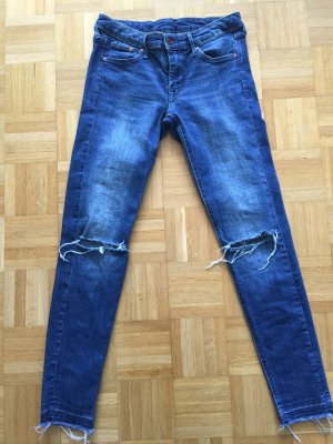 Skinny low waist uncle Jeans H&M 27