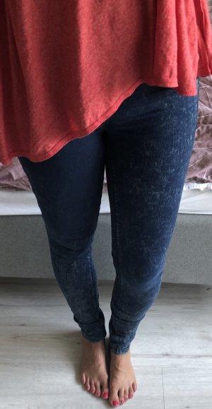 Skinny Moto Jeans Topshop