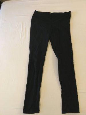 Skinny schwarze Hose
