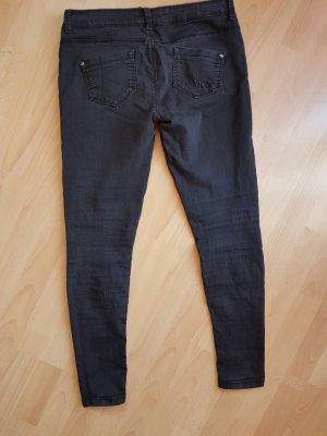 skinny stretch jeans Schwarz M