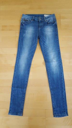 Skinny Stretch-Jeans von Esprit Gr. 25/32 - NEU