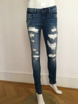 Skinny Super Destroy Jeans