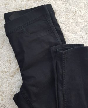 H&M Treggings black cotton