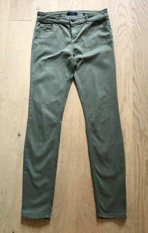 Skinny Twin-Set Jeans khaki